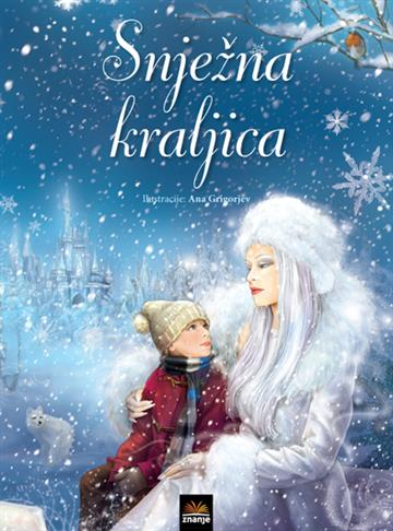 Snježna kraljica Ana Grigorjev