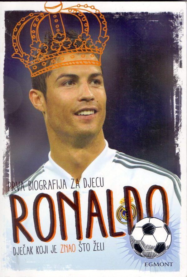 Prva biografija za djecu - Ronaldo Karla Bareta Grgić