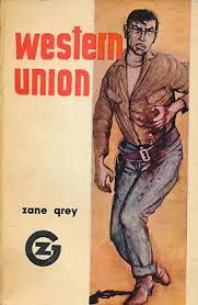 Western Union Grey Zane