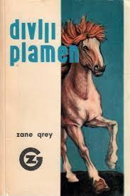 Divlji plamen Grey Zane