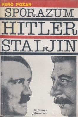 Sporazum Hitler-Staljin Pero Požar