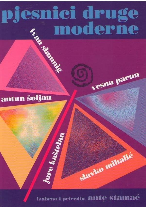 Pjesnici druge moderne GA