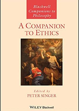 A companion to ethics Peter Singer