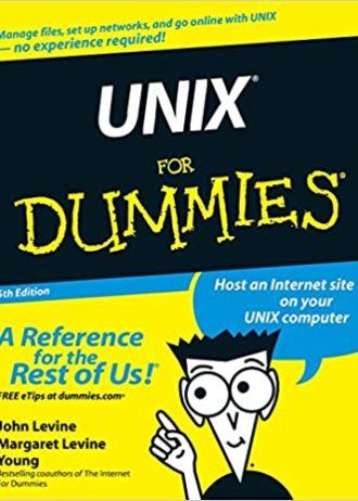 Unix for Dummies John Levine, Margaret Levine Young