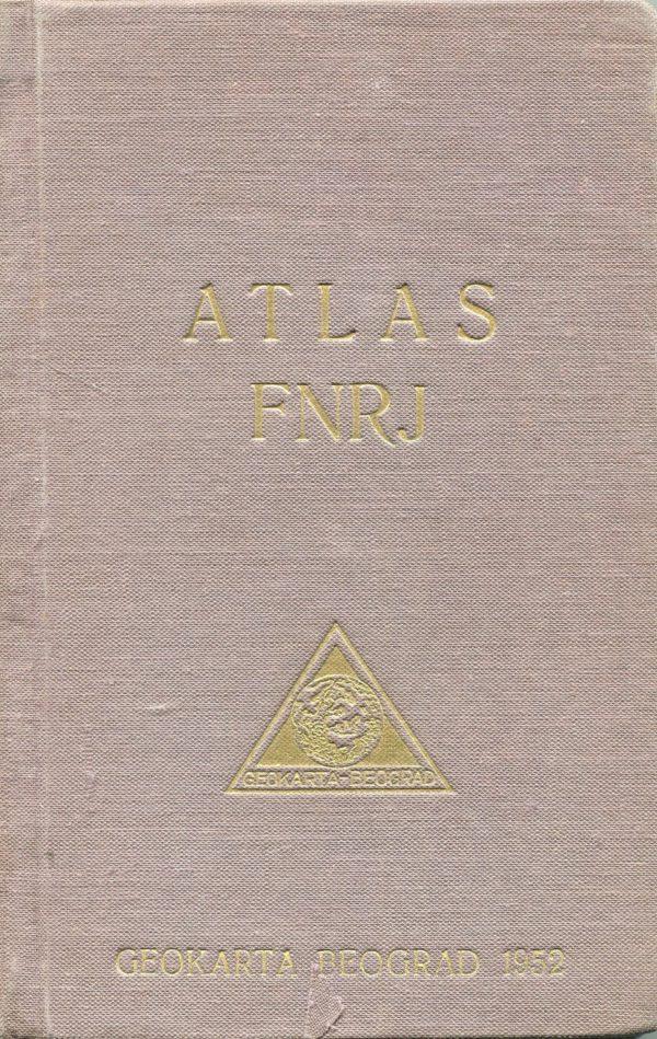 Atlas FNRJ Josip H. Uhlik