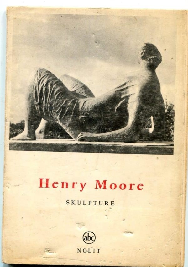 Skulpture Henry Moore