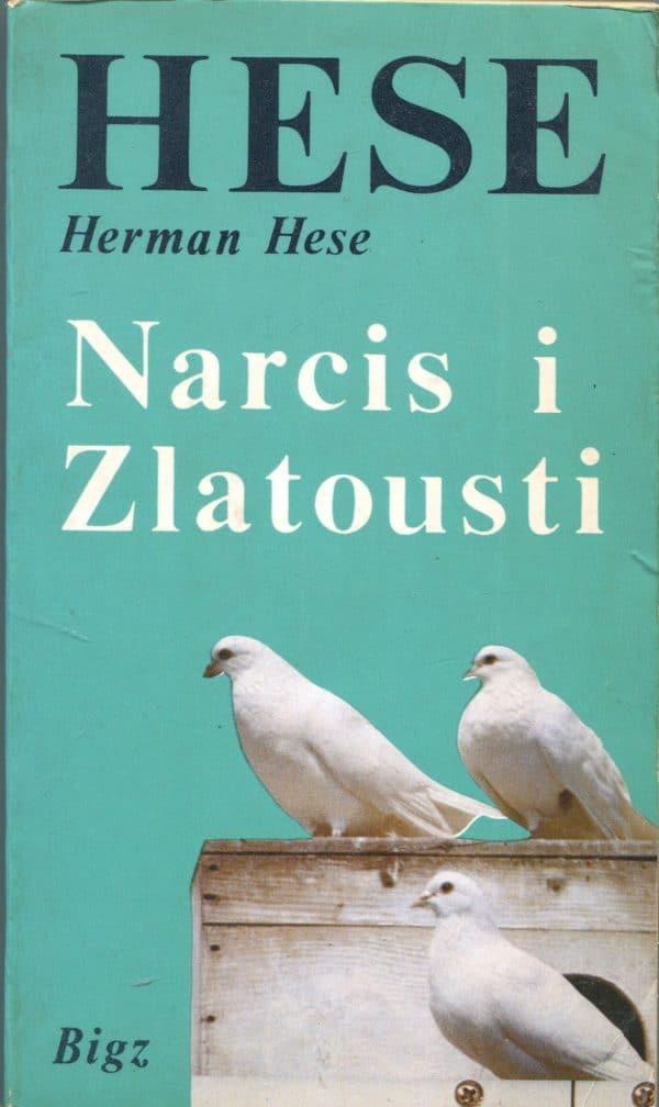Narcis i Zlatousti Hese Herman