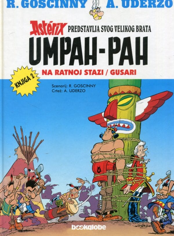 Umpah-Pah R Goscinny, A. Uderzo