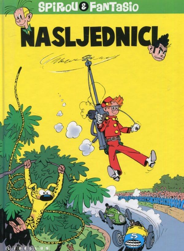Spirou&Fantasio Andre Franquin