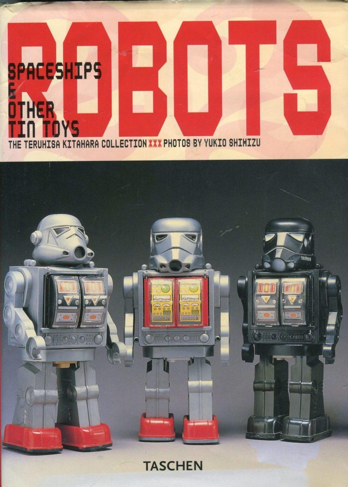 Robots Fotograf: Yukio Shimizu