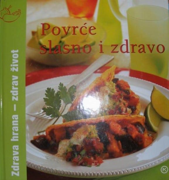 Povrće slasno i zdravo Ivanka Borovac