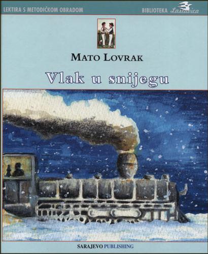 Vlak u snijegu Lovrak Mato