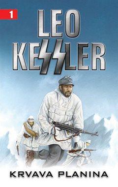 Krvava planina Kessler Leo