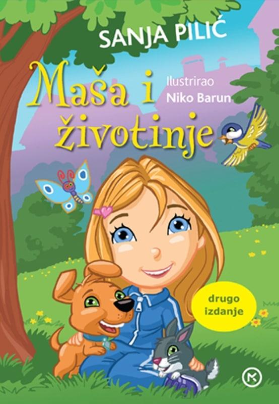 Maša i životinje Sanja Pilić