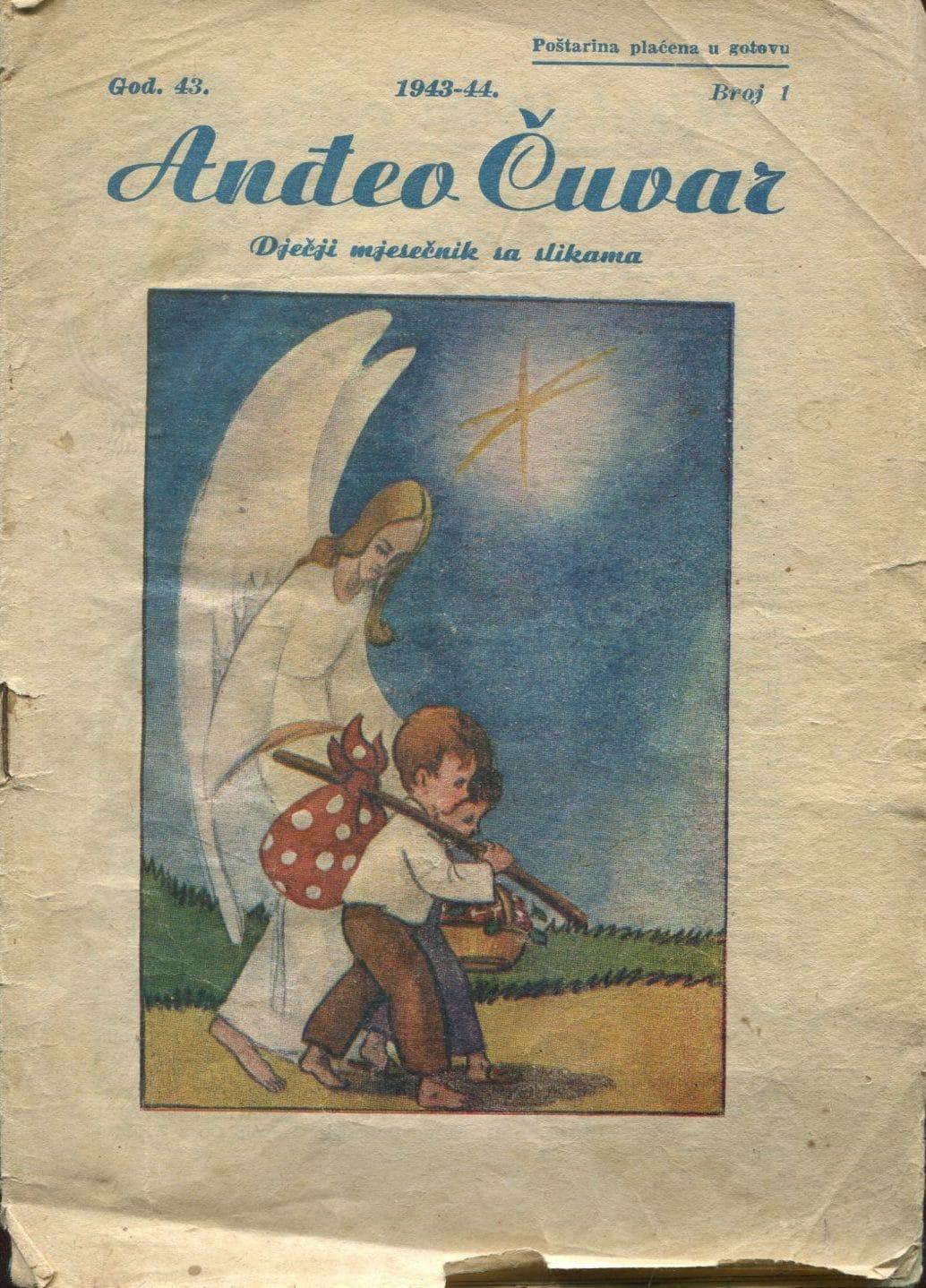 Anđeo Čuvar GA