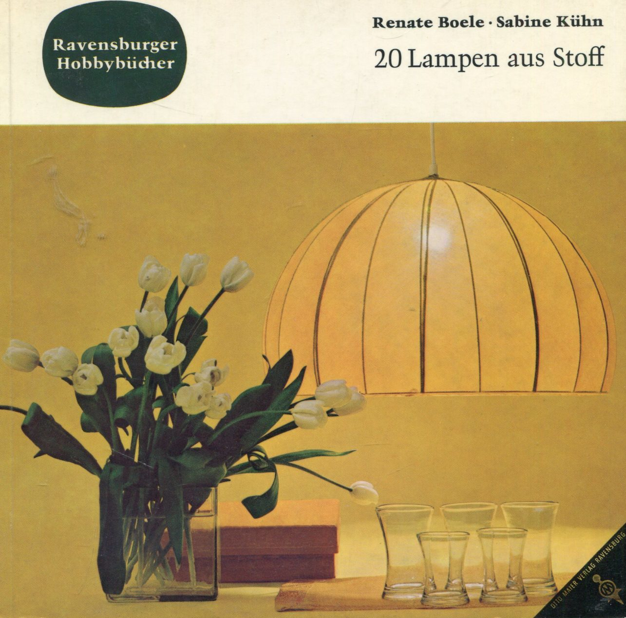 20 Lampen Aus Stoff Renate Boele, Sabine Kuhn