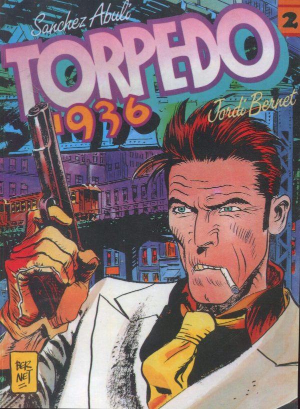 Torpedo Sanchez Abuli, Jordi Bernet