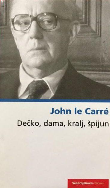 Dečko, dama, kralj, špijun Carre Le John