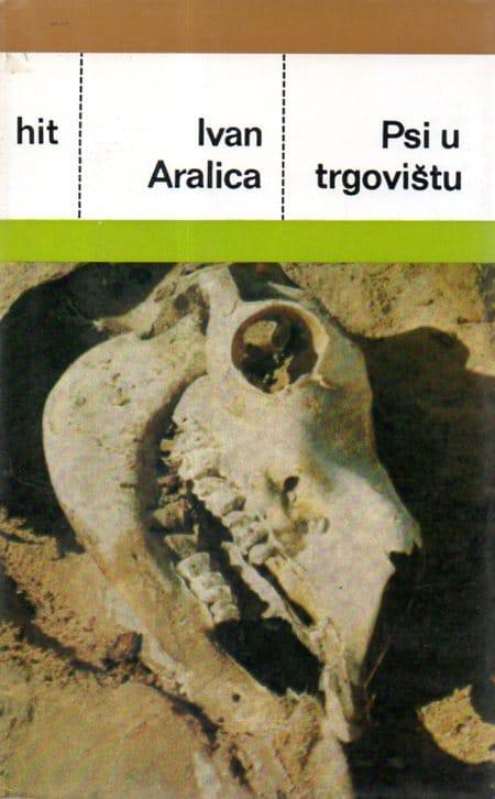 Psi u trgovištu Aralica Ivan