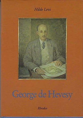 George de Hevesy Hilde Levi