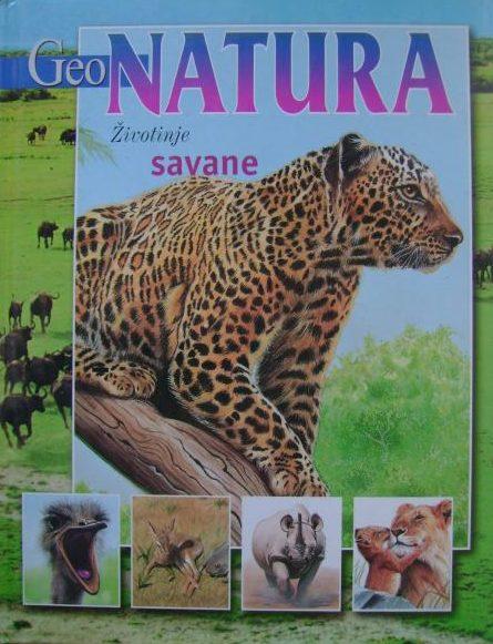 Geo Natura - Životinje savane GA
