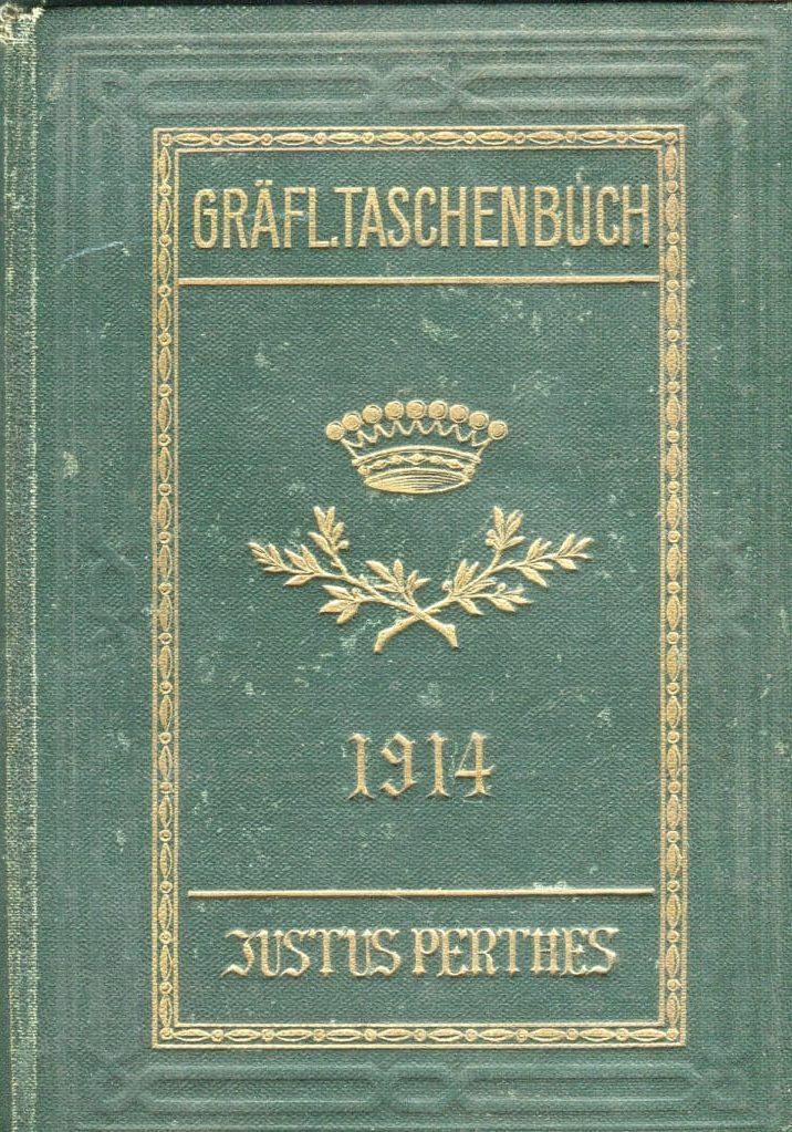 Genealogisches Taschenbuch G.A.