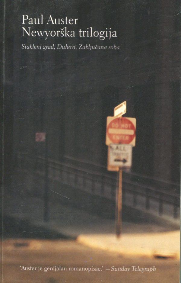 Newyorška trilogija Auster Paul