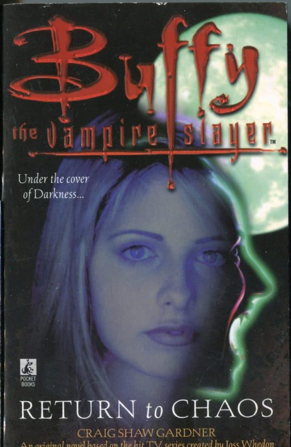 Buffy the vampire slayer Gardner Shaw Craig