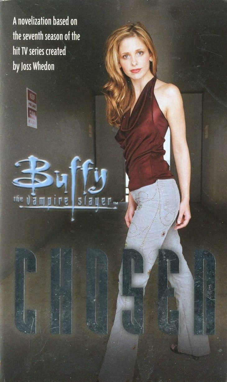 Buffy the vampire Slayer Whedon Joss