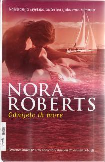 odnijelo ih more Roberts Nora