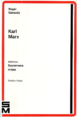 Karl Marx Roger Garaudy