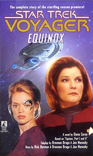 Star Trek Voyager - Equinox Carey Diana