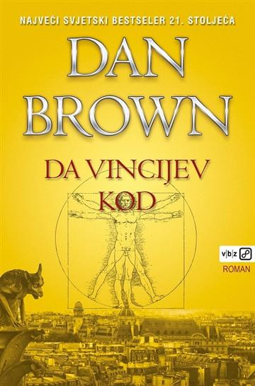 Da Vincijev kod Brown Dan