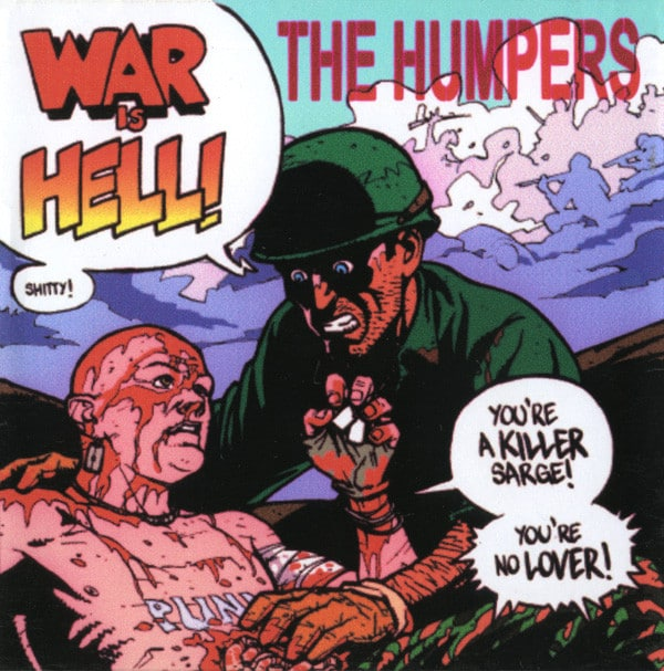 War Is Hell The Humpers