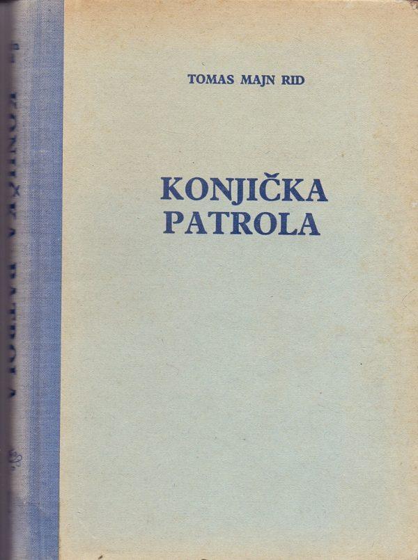 Konjička patrola Majn Rid Tomas (Thomas Mayne Reid)