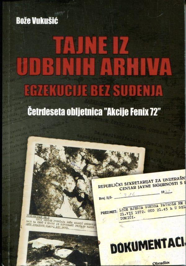 Tajne iz Udbinih dokumenata Bože Vukušić