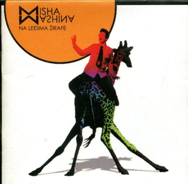 Na leđima žirafe Misha Mashina