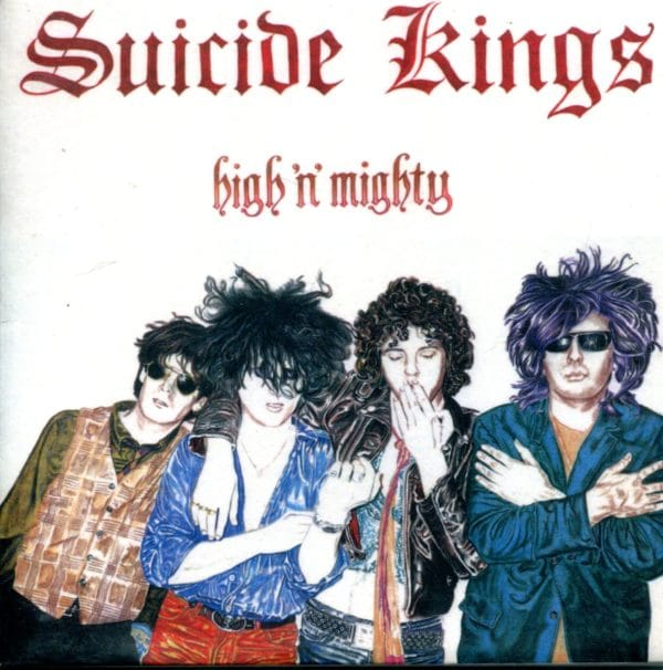 High 'n' Mighty Suicide Kings