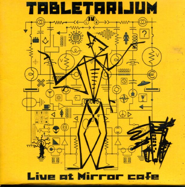 Live at Mirror Cafe Tabletarijum