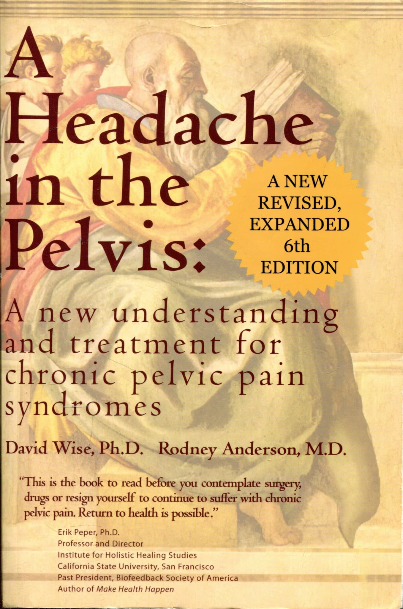 A Headache in the Pelvis David Wise, Rodney Anderson