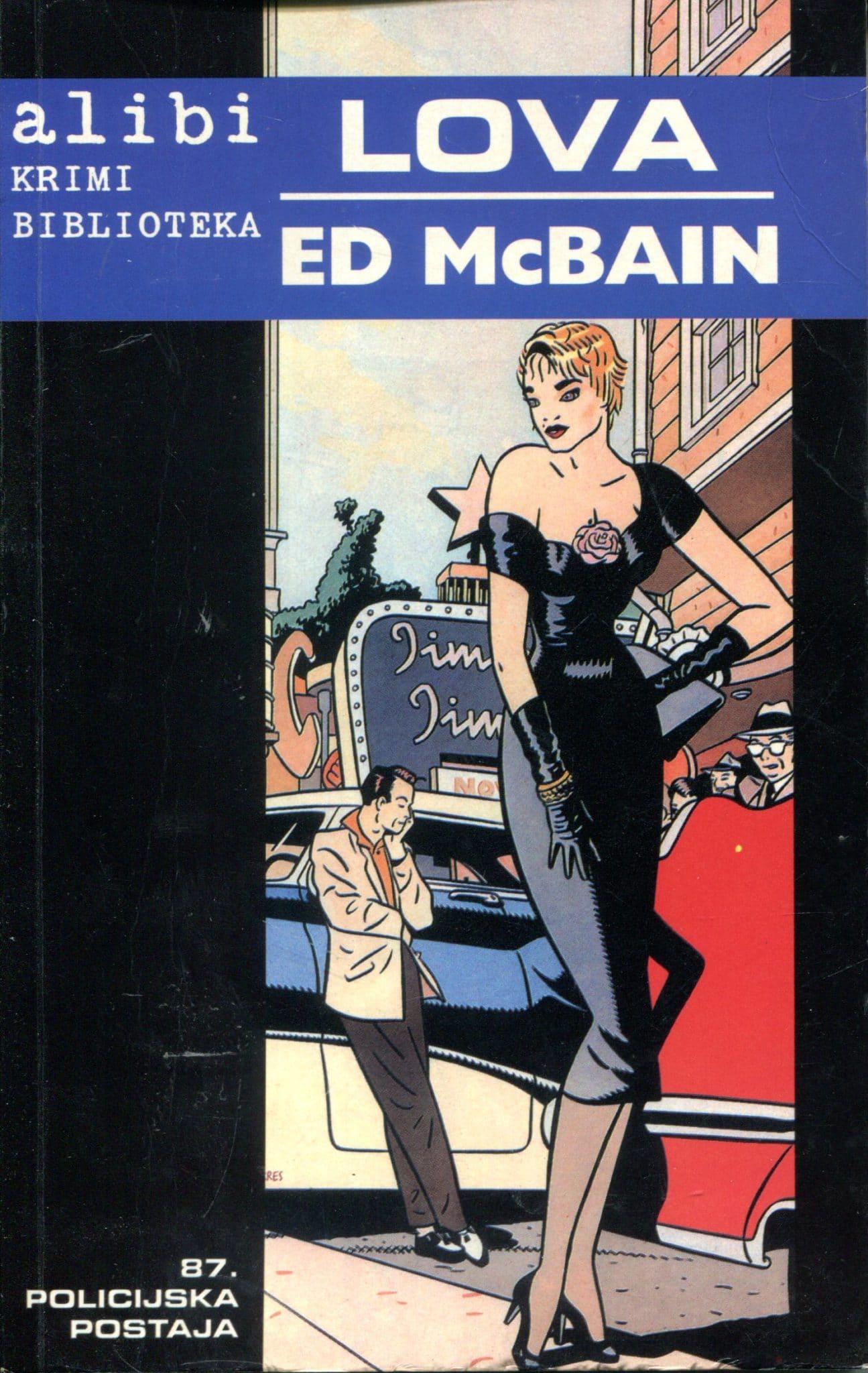 Lova McBain Ed