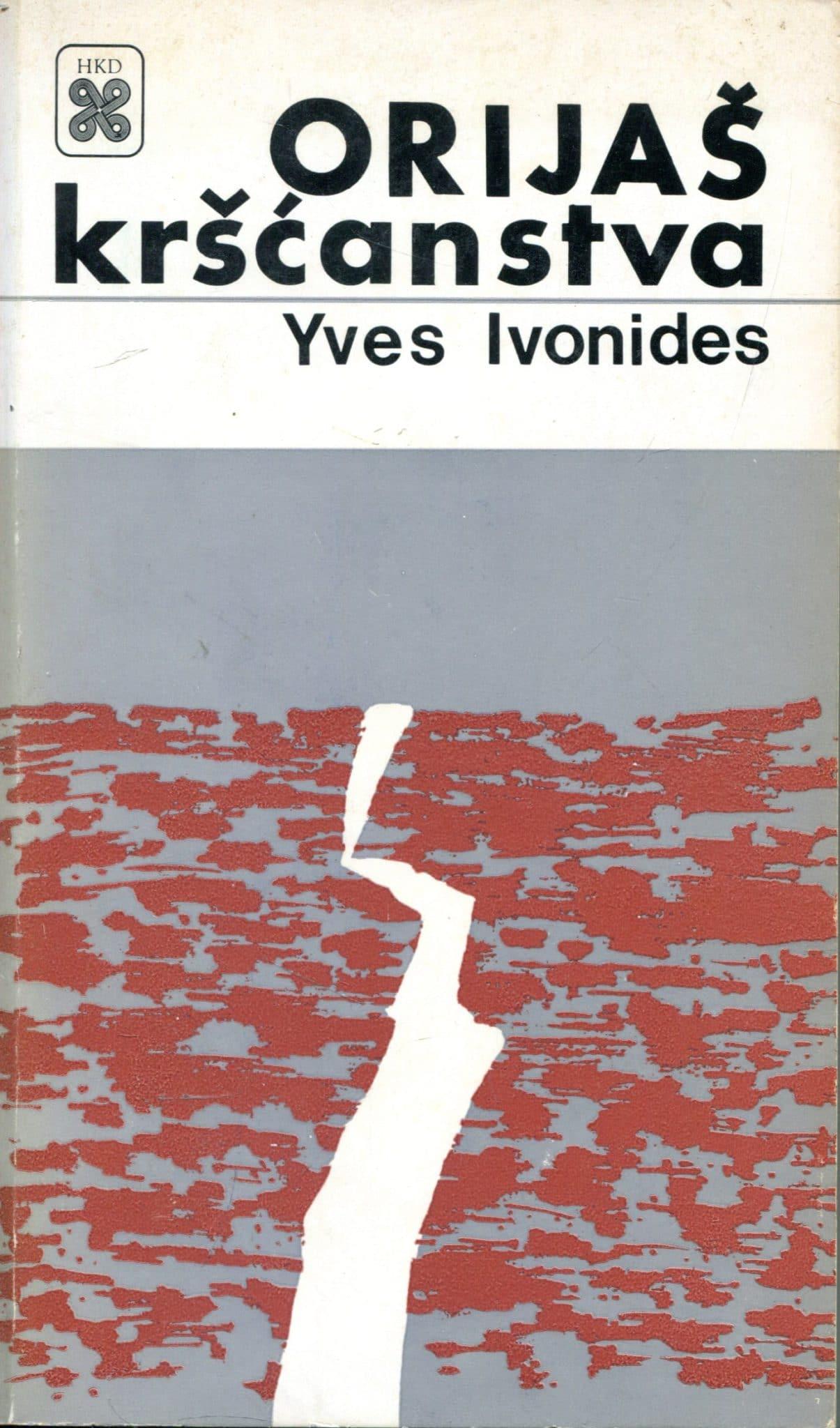 Orijaš kršćanstva Ivonides Yves