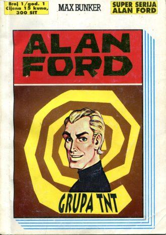 Alan Ford Max Bunker