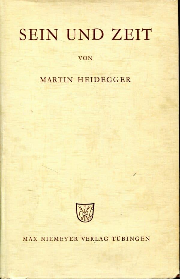 Sein und Zeit Martin Heidegger