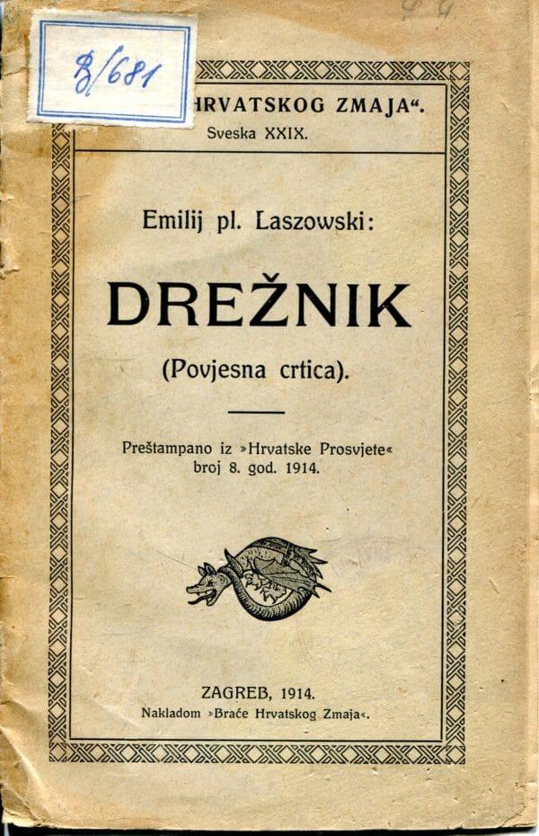Drežnik Emilij pl. Laszowski