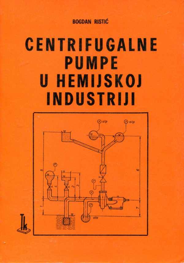 Centrifugalne pumpe u hemijskoj industriji Bogdan Ristić