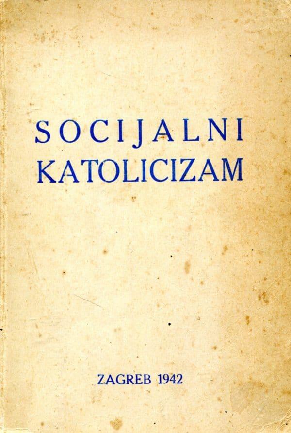 Socijalni katolicizam Rudolf Hrašćanec