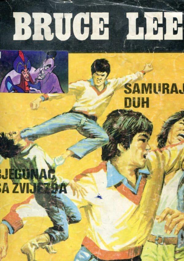 Samurajev duh / Bjegunac sa zvijezda / Samurajeva osveta Bruce Lee