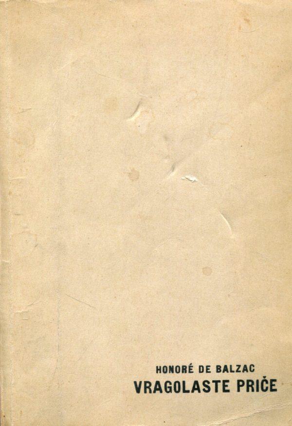 Vragolaste priče Balzac Honore De