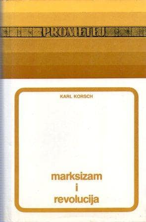 Marksizam i revolucija Karl Korsch